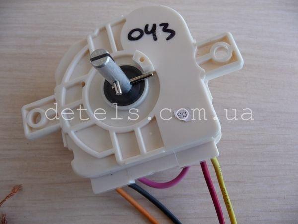 Таймер для полуавтоматической стиральной машины на 4 провода