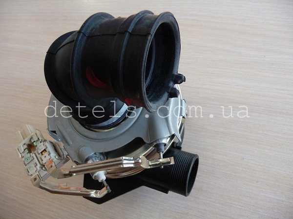 Тэн проточный EICHENAUER 2560 посудомоечной машины Indesit, Ariston (C00256526)