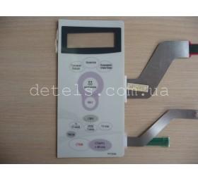 Клавиатура (сенсорная панель) для микроволновки (СВЧ) печи Samsung (M1736NR, M17..