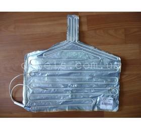 Нагреватель поддона (тэн) холодильника Indesit, Ariston, Stinol (C00851066, 1600..