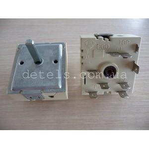 Регулятор мощности (энергии) электрической конфорки EGO для кухонной плиты, одинарный (5057021010)