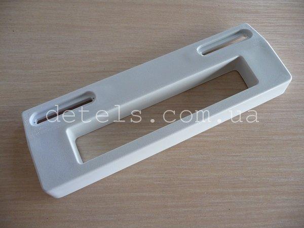 Ручка для холодильника универсальная 185 мм, с отверстиями 95-170 мм