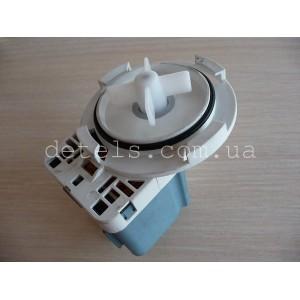 Сливной насос (помпа) PMP для стиральной машины, 4 защелки