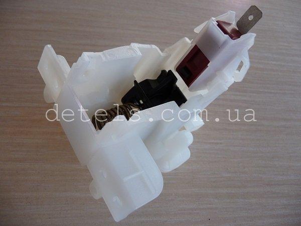 Замок дверцы (блокировка) для посудомоечной машины Indesit, Ariston (C00085357, 085357)