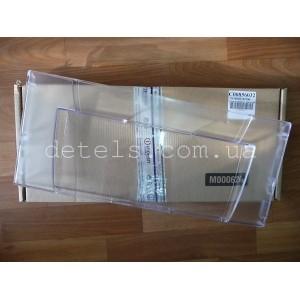 Панель ящика морозильной камеры для холодильника Indesit, Ariston, Stinol передняя (C00856032, 14802749700)