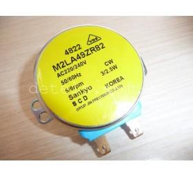 Двигатель (мотор) воздушной заслонки для холодильника Samsung M2LA49ZR82 (DA31-1..