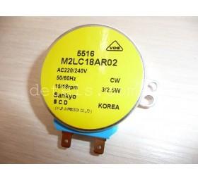 Двигатель (мотор) воздушной заслонки для холодильника Samsung M2LC18AR02 (DA31-1..