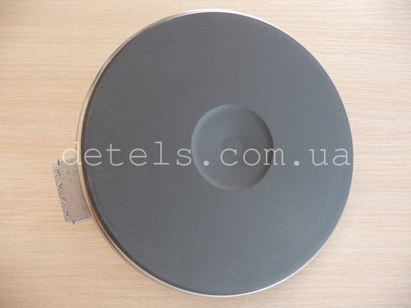 Конфорка EGO 180 мм 1500W для электроплиты Indesit, Ariston, Gorenje, Hansa (C00099675)