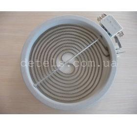 Конфорка Eika C00139036 200мм 1800W для стеклокерамической плиты Indesit, Aristo..