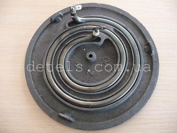 Конфорка (ТЭН) для портативной (переносной) электроплиты 190 мм, 1500 W