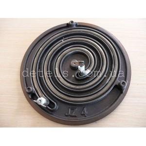 Конфорка (ТЭН) для портативной (переносной) электроплиты 155 мм, 1000 W