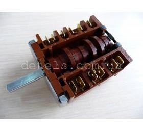 Переключатель PK13 для духовки Whirlpool и др (481227328272, 4685102)