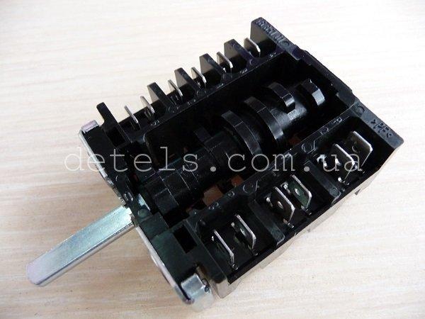 Переключатель PK10 для конфорок электроплит Ariston (EGO 4627266500, C00094902, 4685101)
