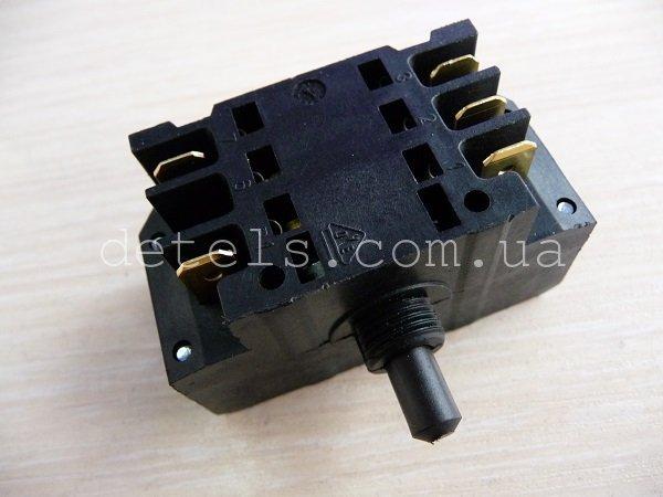 Переключатель мощности конфорок EGO 41.32723.010 для электроплиты Indesit, Ariston (C00049824)