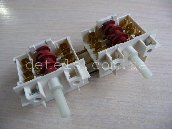 Переключатель мощности конфорок Gorenje 617736 для электроплиты (4842/12, 5HE/555)