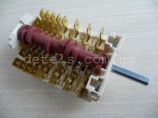 Переключатель режимов духовки Indesit Ariston 11HE-056 C00078435 для плиты