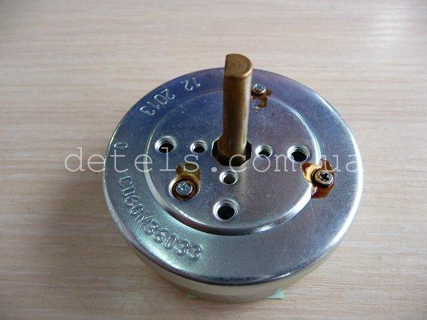 Таймер духовки TEMPOMATIC с длинным валом 24 мм (CD60M36033)