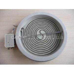 Конфорка EIKA для стеклокерамической электроплиты 140/165 мм, 1200W (1652032831, 139035)