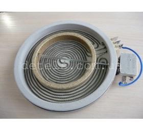 Конфорка EGO 1700/700W для стеклокерамической поверхности Indesit, Ariston и др...