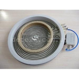 Конфорка EIKA для стеклокерамической электроплиты 180/120 мм, 1700/700W (2012333831)