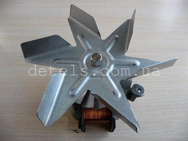 Вентилятор (двигатель) обдува для духовки Indesit, Ariston (160017859, C00078421) купить, Харьков, цена