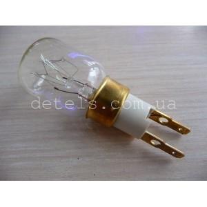 Лампочка для холодильника Whirlpool оригинальная (484000000979, 481913488178, 481281728445)