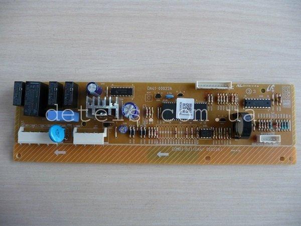 Модуль управления электронный, плата для холодильника Samsung (DA41-00022A, DA41-00042C, DA41-00018C)