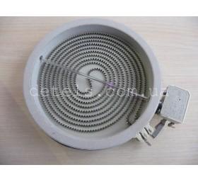 Конфорка (тэн) 180mm 1400W для стеклокерамической поверхности плиты Ariston C002..