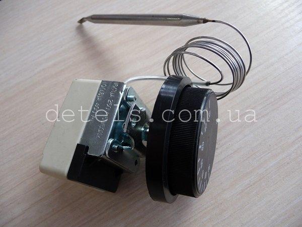Терморегулятор для бойлера керамический универсальный 30-90 градусов, 16A