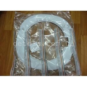 Обечайка люка для стиральной машины Indesit, Ariston (C00035765) передняя