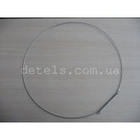 Хомут резины с пружиной 310 мм универсальный