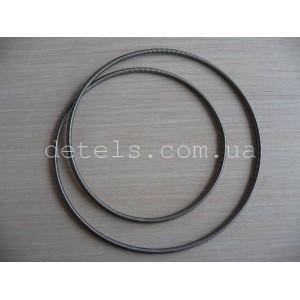 Пружина манжеты люка (хомут) для стиральной машины 3 мм, L = 640 мм универсальная
