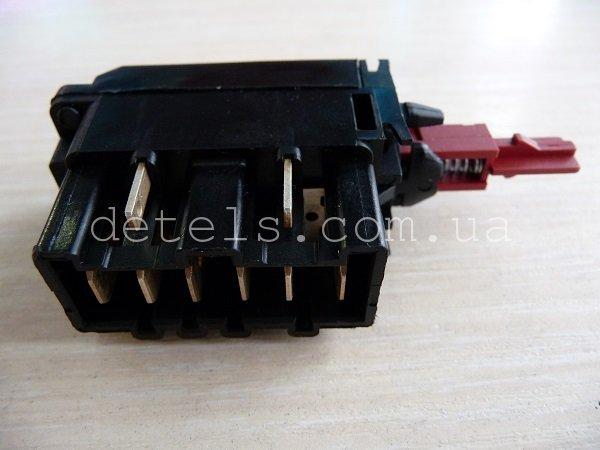 Кнопка включения Zanussi Electrolux 1249271402 для стиральной машины