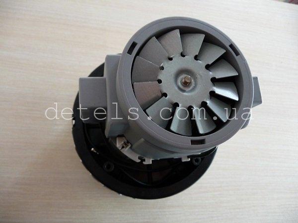 Двигатель AMETEK для пылесоса Karcher 1200W высокий двухступенчатый (N 061300524)