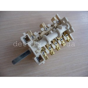 Переключатель режимов для кухонной плиты NORD (5HT 039 P040614)
