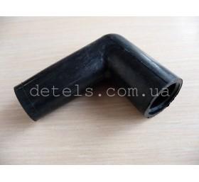 Наконечник сливного шланга угловой, внутренний диаметр - 22 мм