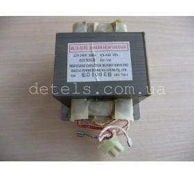 Трансформатор DY-700 высоковольтный для микроволновой, СВЧ печи универсальный (D..
