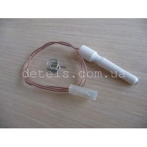 Свеча поджига (розжига) для кухонной плиты Indesit, Ariston (C00083020) 450 мм