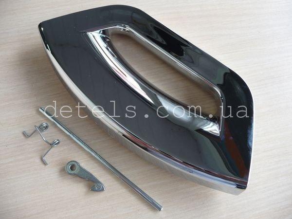 Ручка люка стиральной машины Indesit, Ariston (C00287769) хром