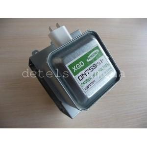 Магнетрон OM75S микроволновой печи (свч) Samsung