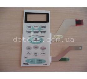 Клавиатура (сенсорная панель) для микроволновой печи Samsung CE2738NR (DE34-0013..